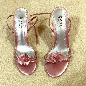 BCBG Paris Pink Heels